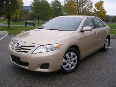 87 Toyota Camry 2011 Toyota Camry Le 87 000km Bc Car No