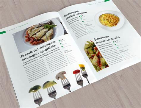 rezept design vorlage das perfekte rezept f 252 r dein eigenes kochbuch unsere design vorlagen 4eck media gmbh co kg