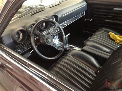 Gran Torino Interior by 1969 Ford Gran Torino