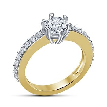 buy  gold plated sterling silver white cubic zirconia
