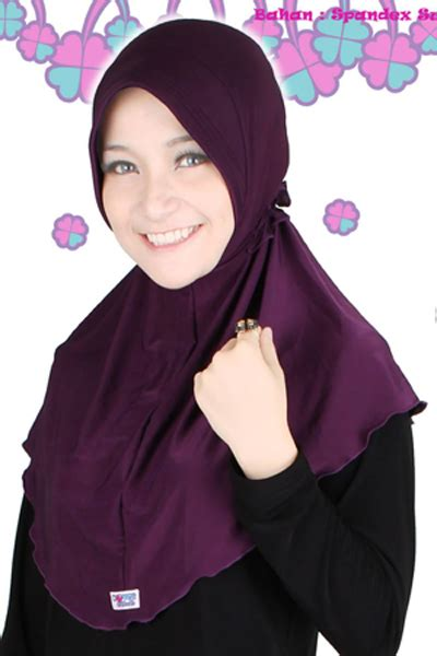 Jilbab Clover Clothing   LAROS ONLINE SHOP