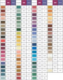 dmc embroidery floss color chart anchor dmc dmc finca dimensions dmc madeira volver