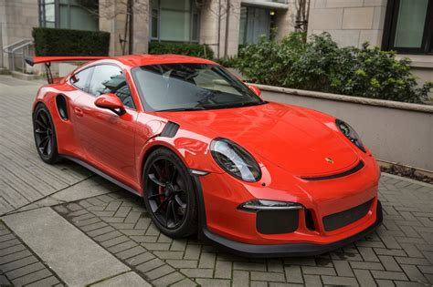 porsche gt3 price list 2016 porsche 911 gt3 rs vancouver canada jamesedition