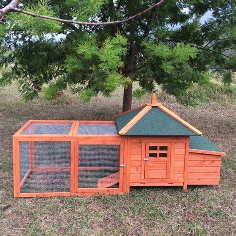 pollai da giardino pollaio in legno da giardino per 2 4 galline ovaiole