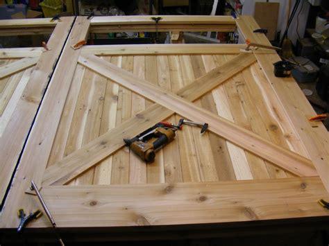 wood carriage house garage door plans carpentry