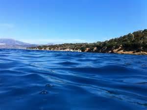 pourquoi la mer est si bleue escale de nuit