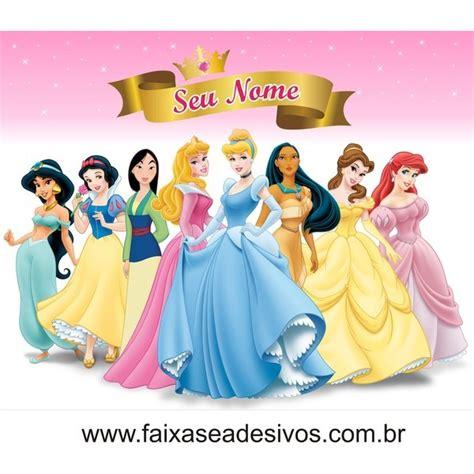 princesas princesses olvidadas o 8426367011 princesas anivers 225 rio decora 231 227 o mesa 1 50 x 1 00 fac signs impress 227 o digital