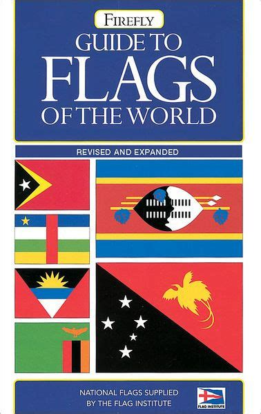 flags of the world book guide to flags of the world by firefly books paperback