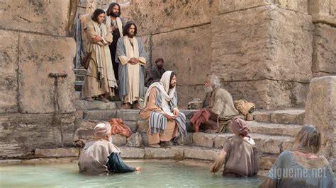 imagenes de jesus sanando estanque betesda gallery