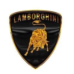 Lamborghini Cars Logo 3d Printable Model Lamborghini Logo Cgtrader
