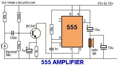 Lu Motor Led Ac Dc 3 Mata 30 Watt Putih 555 timer circuit page 20 other circuits next gr