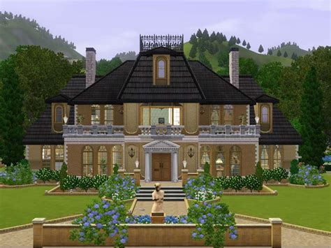 Big Lots Fireplaces by Mod The Sims Maison D Or An Elegant French Mansion
