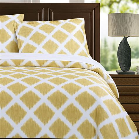 ikat comforter diamond ikat duvet covers by echelon linenplace