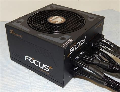 Seasonic Focus Plus Gold Fx 850 80 Gold Modular 10 Year Warranty reviews pc perspective