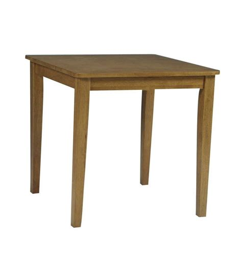 Shaker Dining Table by 30 Inch Shaker Dining Tables Wood You Furniture