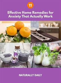 home remedies for anxiety 11 effective home remedies for anxiety that actually work