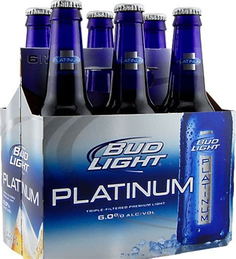 How Much Does A 30 Pack Of Bud Light Cost by Bud Light Platinum In America