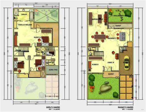 model rumah tingkat minimalis 2016