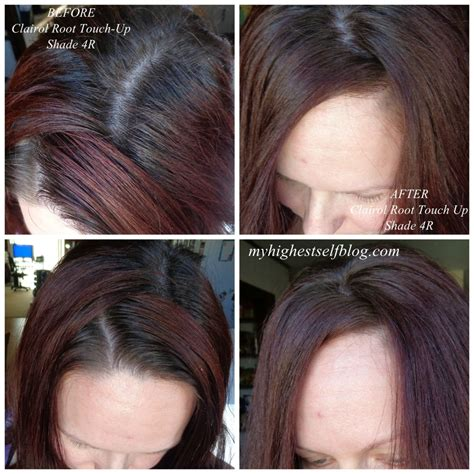hair color root touch up review with before and after photos clairol n easy