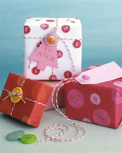 how to wrap a gift in 6 easy steps gift wrapping ideas for kids martha stewart