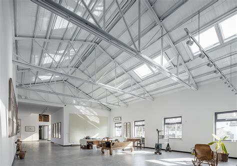 artist studio marin county architect magazine office project completes xu hongquan art studio in
