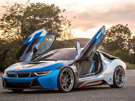 bmw supercar blue vorsteiner vr e bmw i8 wallpaper cars bikes vorsteiner