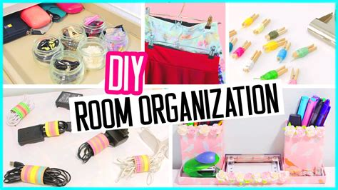 diy room decor and organization diy room organization hacks low cost desk and room decor cleaning