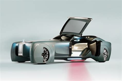 rolls royce vision rolls royce 103ex vision next 100 concept hypebeast