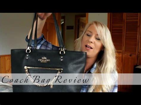 Coach Bag Review by New Fall Coach Handbag Review