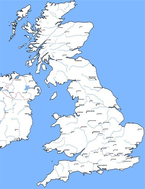 map of britain map of great britain great britain maps mapsof net