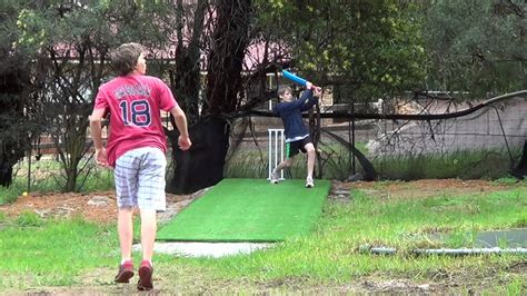 backyard cricket winter backyard cricket 2015 volume 1 youtube