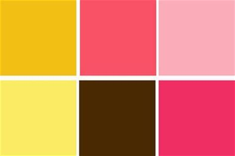 complimentary colors to pink 17 best images about color palettes on pinterest pink