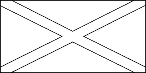 free jamaica flag coloring pages