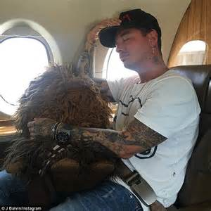 reggaeton star j balvin escapes uninjured after small