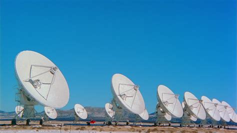 large array desert  mexico usa hd stock
