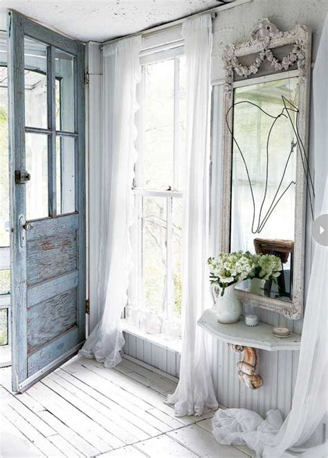 45 Cozy Whitewashed Floors D 233 Cor Ideas Digsdigs Shabby Chic Floor L