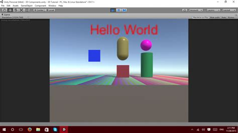 unity tutorial object fundamentals of 3d development with unity3d gamedev academy