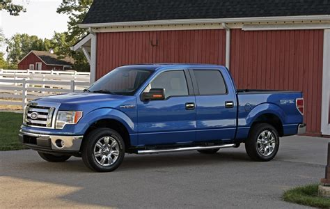2009 ford f 150 sfe unveiled with unsurpassed fuel economy