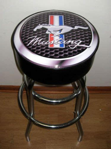 Ford Racing Bar Stool by The World S Catalog Of Ideas