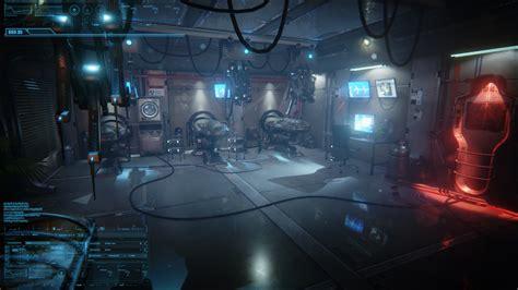 elite cryogenics sci fi cryogenics lab 02 by hercool on deviantart