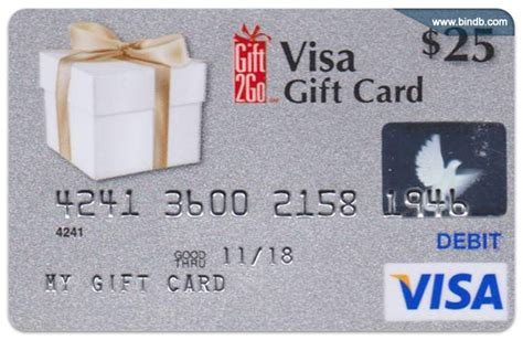 Bancorp Visa Gift Card - prepaid gift and virtual cards detection