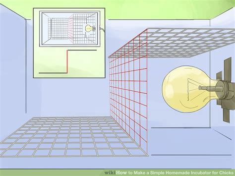 Termometer Kandang how to make a simple incubator for 11 steps