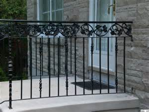 Banisters And Railings Home Depot Wrought Iron Railings Rail 110 Jpg