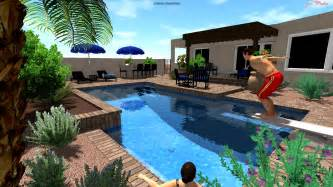 Cool Houses With Pools by Cool Pools Contracting Tucson