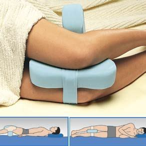Sleeping With Pillow Between Legs For Back by 41 Best Images About Acl Recovery On Physical