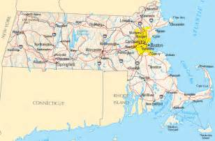 Map Of Massachusetts Cities And Towns by Cesgekacer Map Of Massachusetts Cities