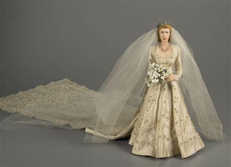 living doll nouveau dress to commemorate elizabeth s 1947 wedding to philip
