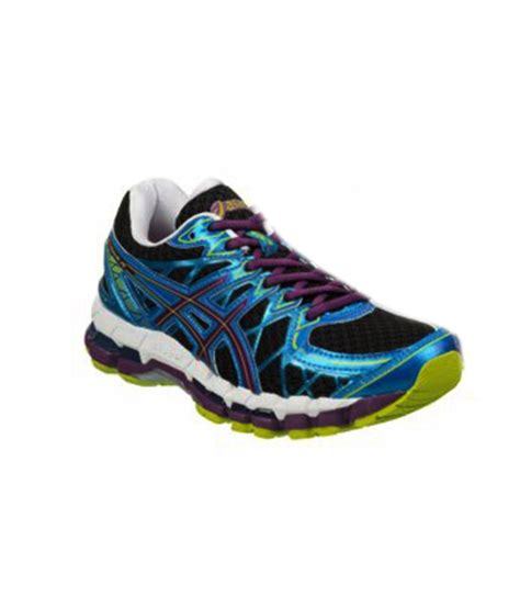 asics sport shoes asics gel kayano 20 blue running sport shoes buy asics