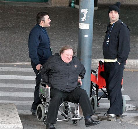 gerard depardieu wheelchair tibetancharm fears raised over health of actor gerard