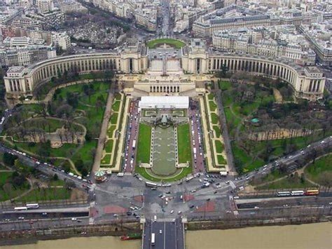 Chateau Floor Plans le palais de chaillot